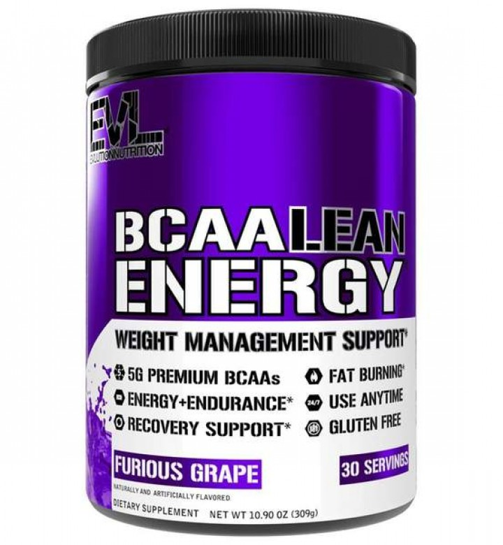 BCAA LEAN ENERGY 30 servings