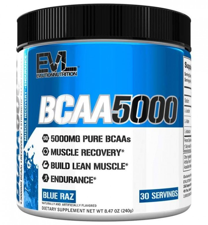 BCAA5000 30ser (POWDER)