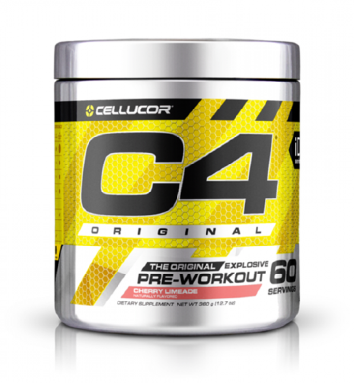 C4 ORIGINAL PREWORKOUT 60s