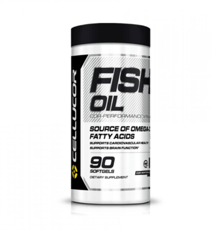 CELLUCOR FISH OIL 90 GELS