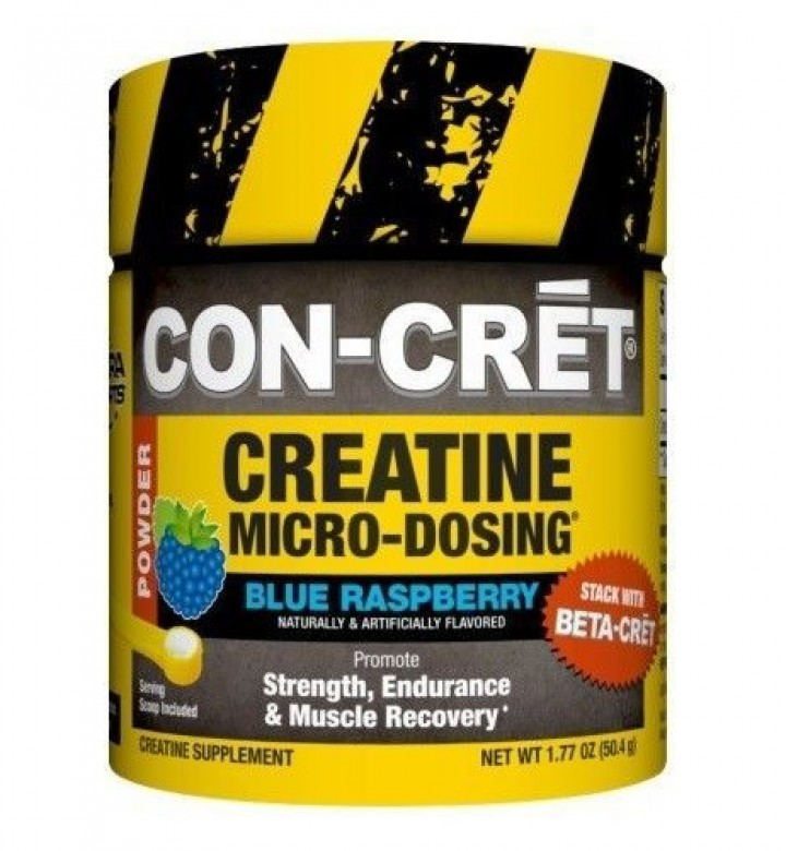 CON-CRET CREATINE HCL 48 servings