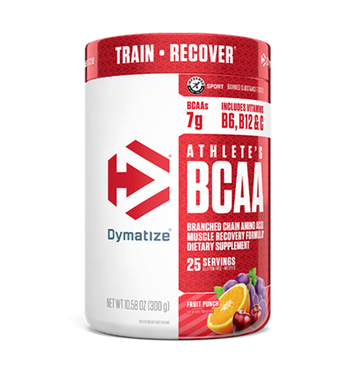 DYMATIZE ATHLETE'S BCAA 300 GRAM (25 SERVINGS)