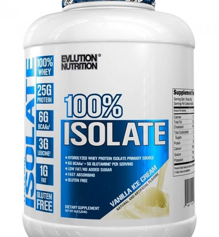EVL 100% ISOLATE (5LBS)