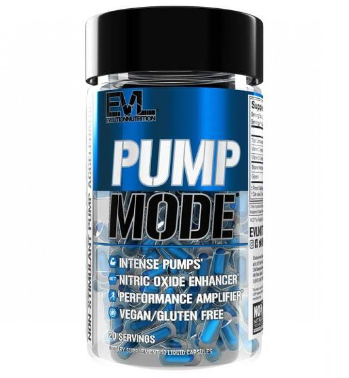 EVL Pump Mode 20 viên