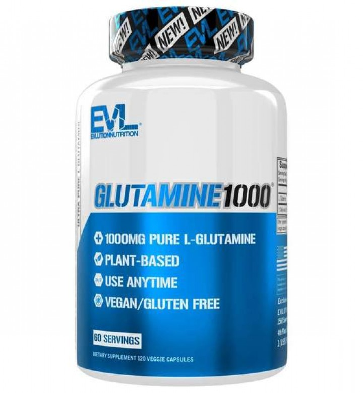 GLUTAMINE1000 (60 Servings)