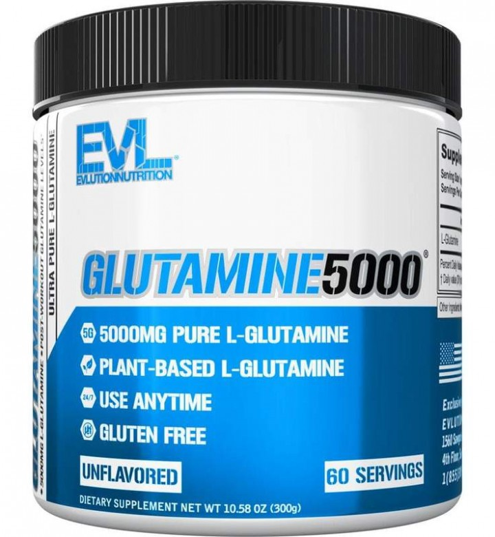 GLUTAMINE5000 (60 Serving)