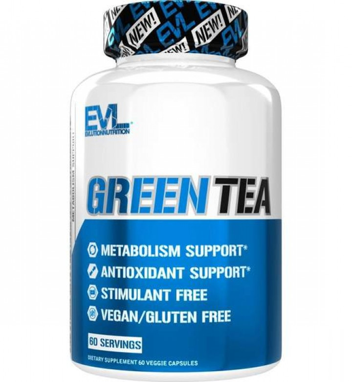 GREEN TEA LEAF EXTRACT (60 Servings)