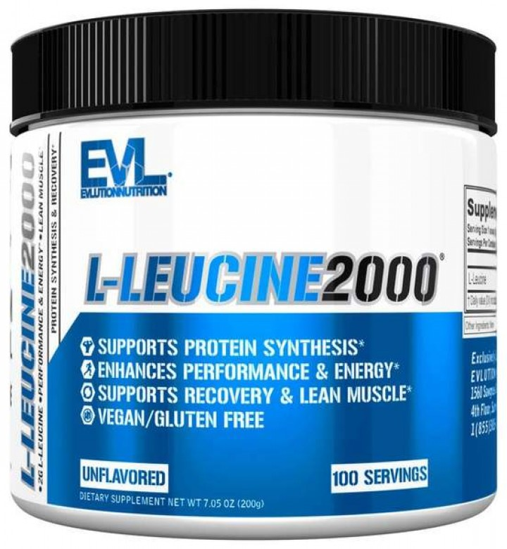 L-LEUCINE (100 SERVINGS)