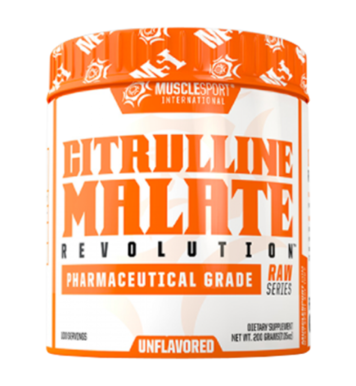 MuscleSport Citrulline Malate 100s