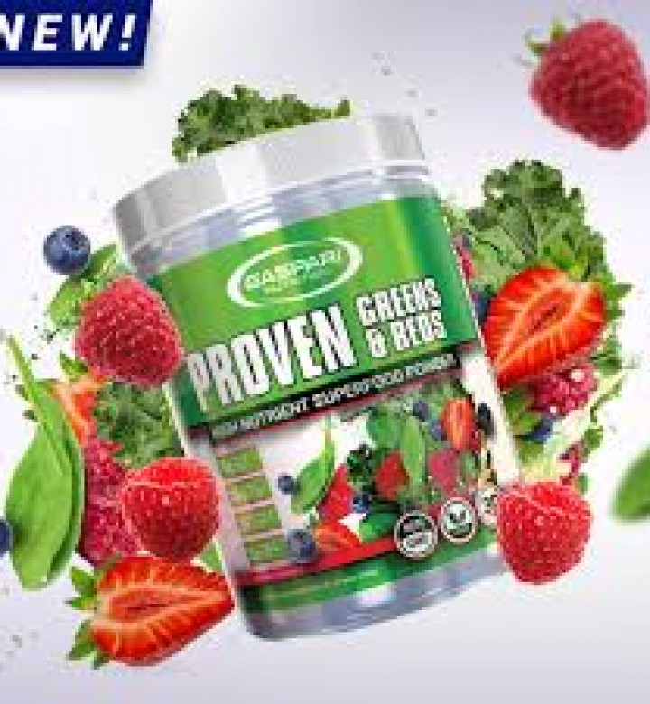 PROVEN GREENS & REDS - 30 servings