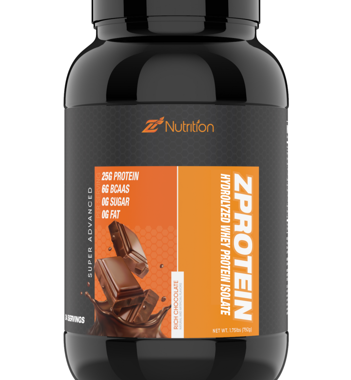 Zprotein 100% Hydrolyzed (Coming soon)